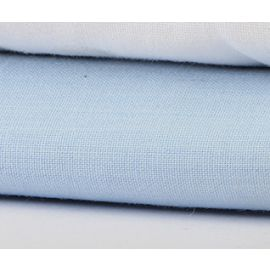 39x80x9 - T180 Blue Twin Fitted Sheet - Thomaston