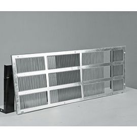 Exterior Real Grille Stamped  Aluminum