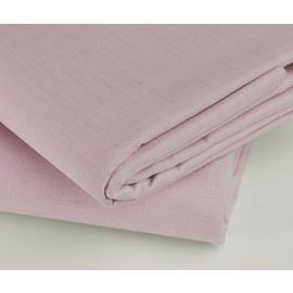 66x108-T180 Rose Twin Flat Sheet - Thomaston
