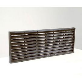 Architectural Rar Grille - Dark Brown