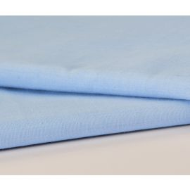 81x108-T180 Blue Full Flat Sheet - Thomaston