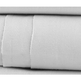 92x115-T250 White Queen XXL Flat Sheet - Thomaston