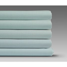 60x80x9-T180 Seafoam  Queen Fitted Sheet - Thomaston