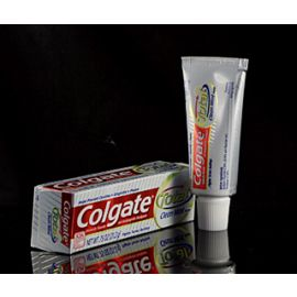 Tooth Paste Tube - Colgate