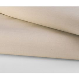 90x110-T200 Bone Queen Flat Sheet - Thomaston