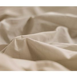 90x115-T200 Bone Queen XL Flat Sheet - Thomaston
