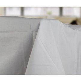 108x115-T180 White King XL Flat Sheet - Thomaston