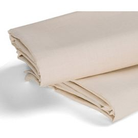 78x80x12-T200 Bone King-Deep Pocket Fitted Sheet - Thomaston