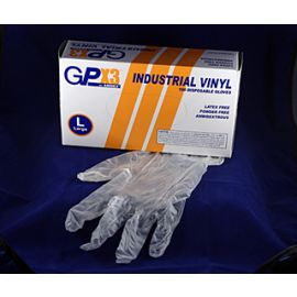 Small Vinyl Gloves, Powder Free
