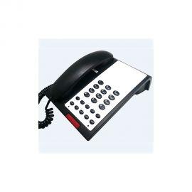 Single line Guest Room Phone [No Speaker] Black