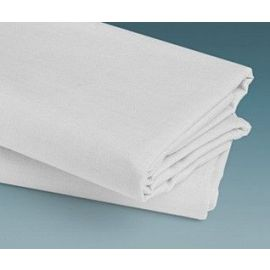 81x115-T200 White Full XL Flat Sheet - Thomaston