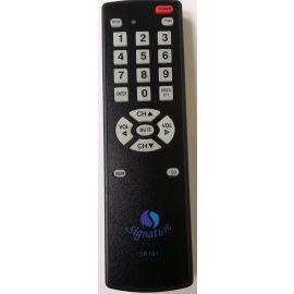 Pre-Programmed - Univesal TV Remote