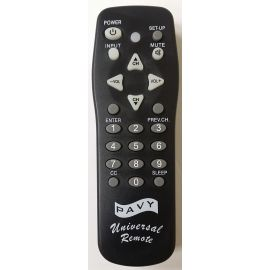 Programmable - Universal TV Remote