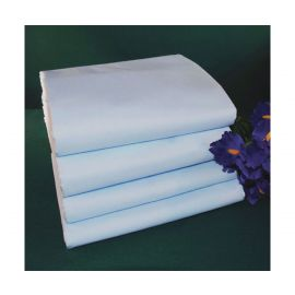 54x80x12-T180 Blue Full Deep Pocket Fitted Sheet - Thomaston