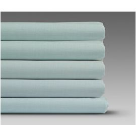 54x80x12-T180 Seafoam Full Deep Pocket Fitted Sheet - Thomaston
