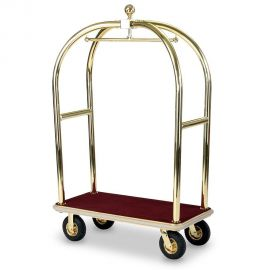 Luggage Cart - Birdcage