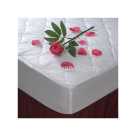 Mattress Pad Fitted - Queen