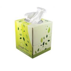 Facial Tissue Boutique Cube