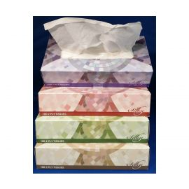 Facial Tissue Premium 72/cs