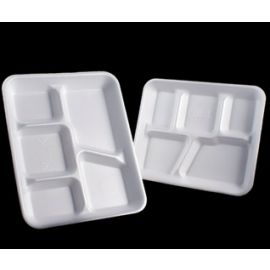 Lunch Plate - 5 Compartment