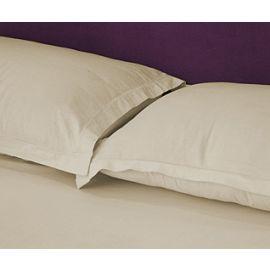 42x46-T250 Bone King Pillow Case - Thomaston