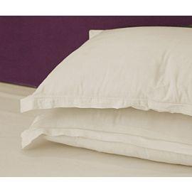 42x36-T250 Bone Standard Pillow Case - Thomaston