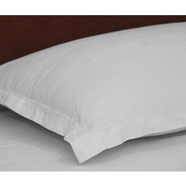 42x40-T180 Queen White Pillow Case - Thomaston