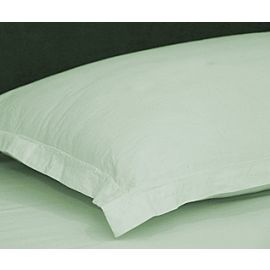 42x46-T180 King Seafoam Pillow Case - Thomaston