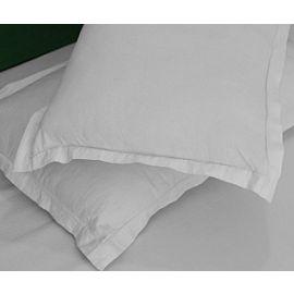 42x46-T200 White King Pillow Case - Thomaston