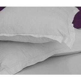 42x36-T250 White Standard Pillow Case - Thomaston
