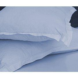 42x46-T180 King Blue Pillow Case - Thomaston
