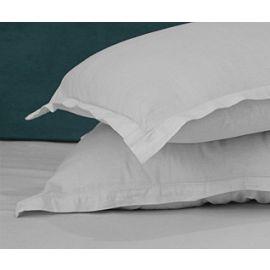 42x40-T250 White Queen  Pillow Case - Thomaston