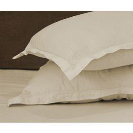 42x46-T180 King Bone Pillow Case - Thomaston