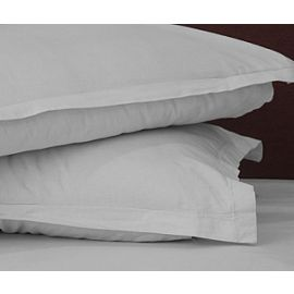 42x46-T250 White King Pillow Case - Thomaston