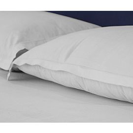 42x40-T200 Queen White Pillow Case - Thomaston