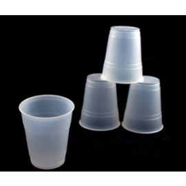 Plastic Cups 5oz - Unwrapped