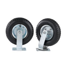 "8"" Pneumatic Wheels (Set of 2 Rigid)"