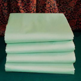 78x80x12-T180 Seafoam King Deep Pocket Fitted Sheet - Thomaston