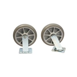"8"" Semi-Pneumatic Wheels (Set of 2 Rigid)"