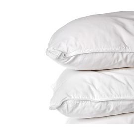 42x40-T250 White Queen Pillow Case - Thomaston
