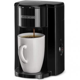 Coffee Maker 1-cup - Black