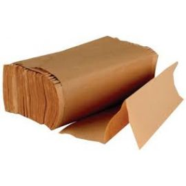 Multi-Fold Paper Towel - Brown
