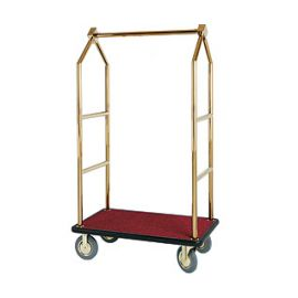 Bellman's Cart - Brass Plated Finish