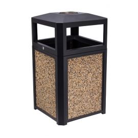 Trash Can - Outdoor Sand Panel
